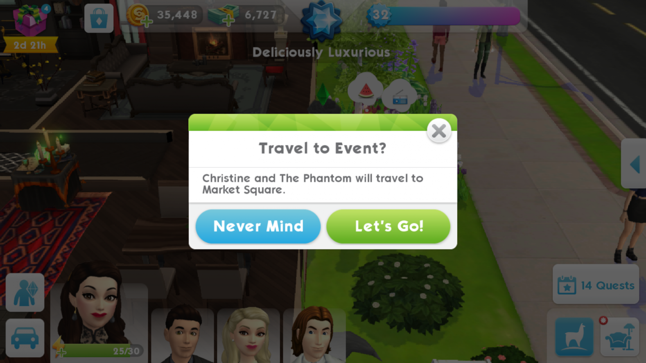 17 Step 6 - Traval To Event