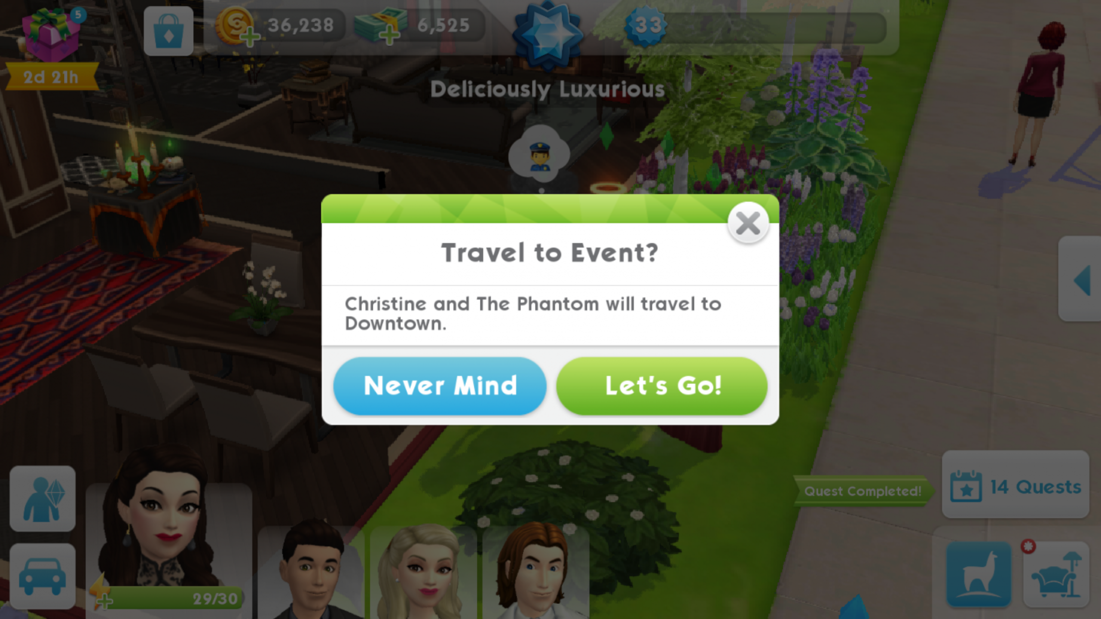 27 Step 10 - Travel To Event