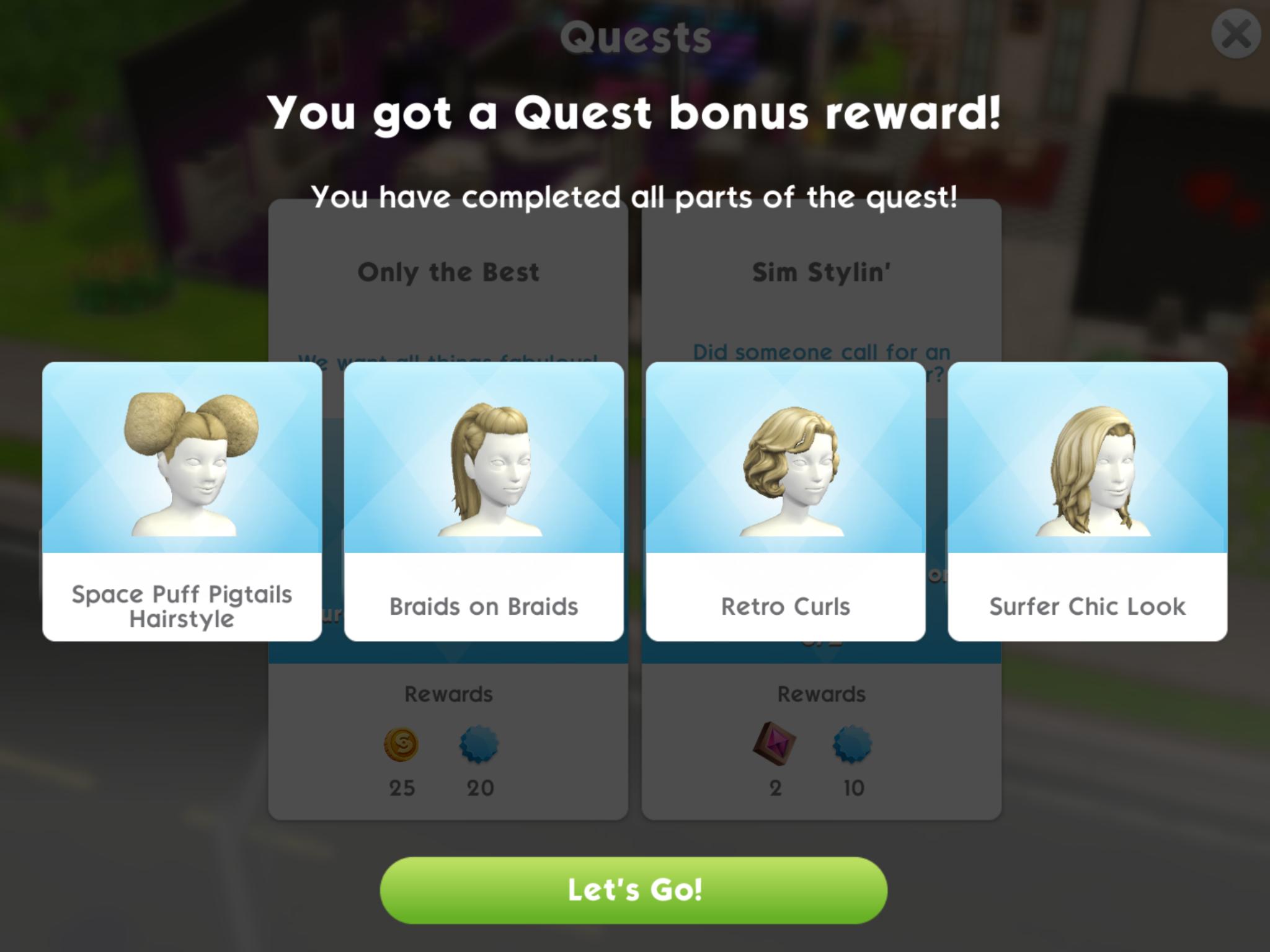 33 Rewards