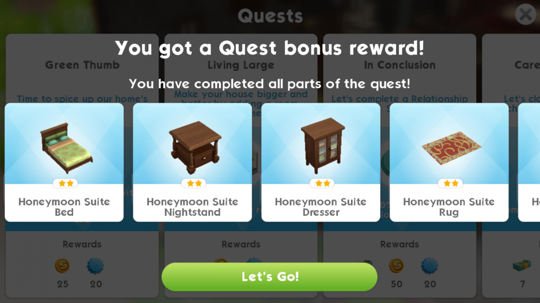 40 Rewards