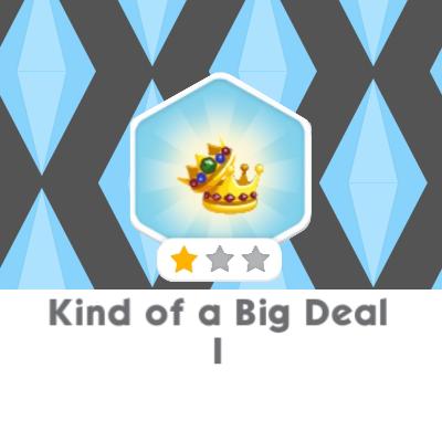 Kind Of A Big Deal 1