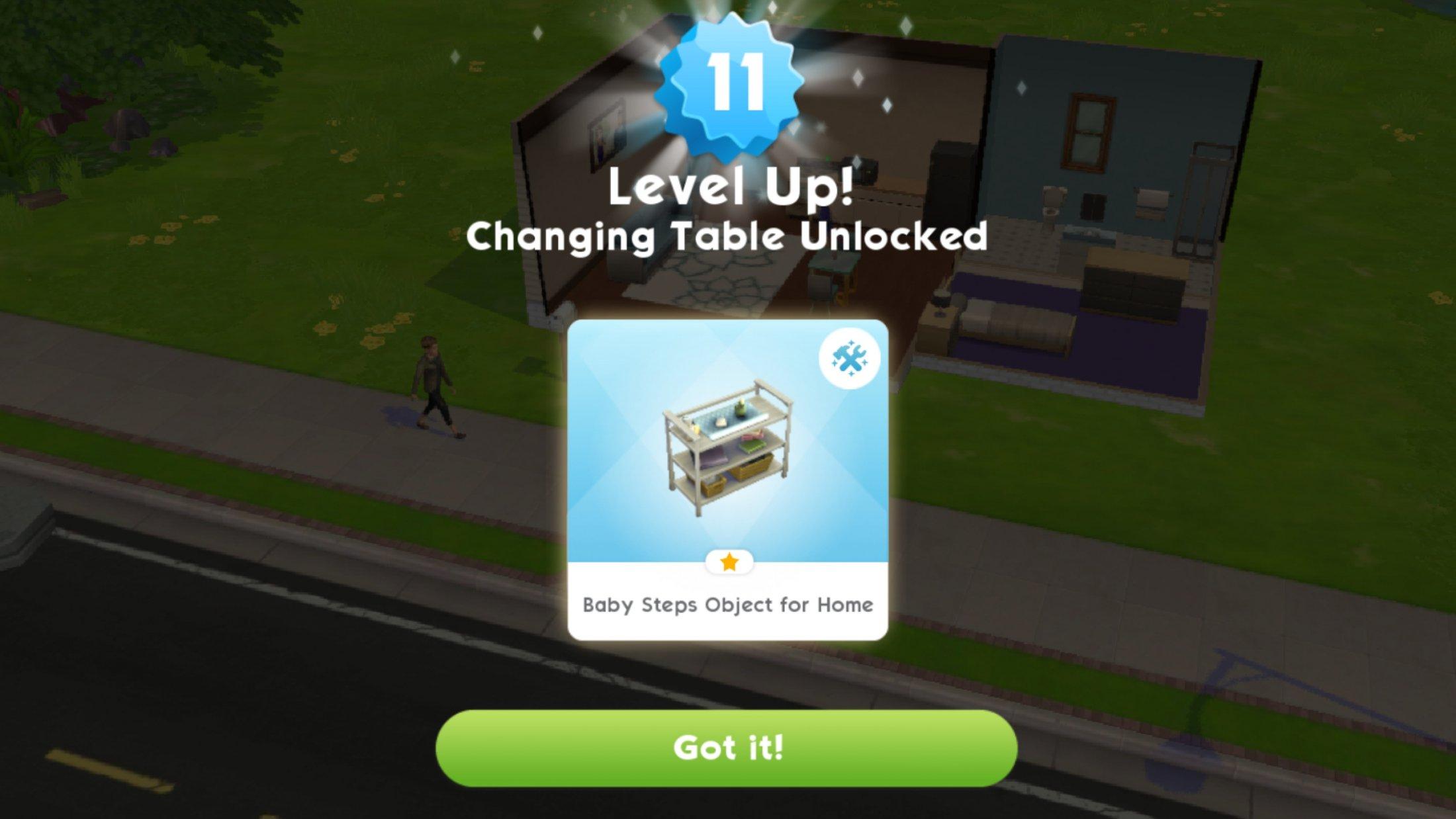 Level 11 Baby