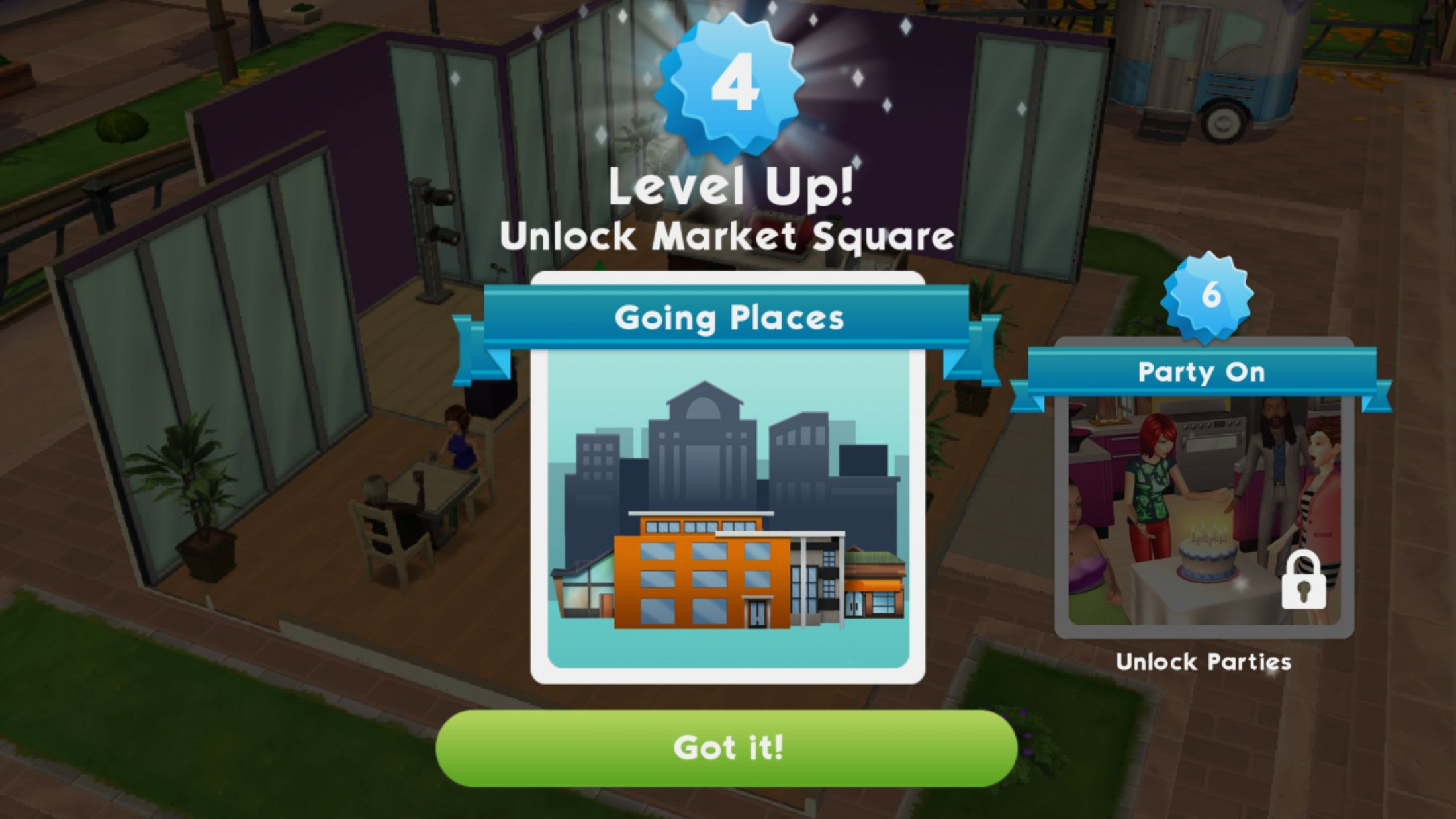 Level 4 - Building