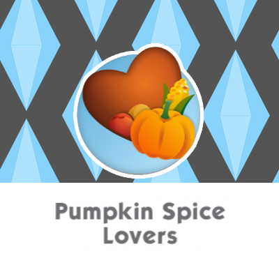 Pumpkin Spice Lovers