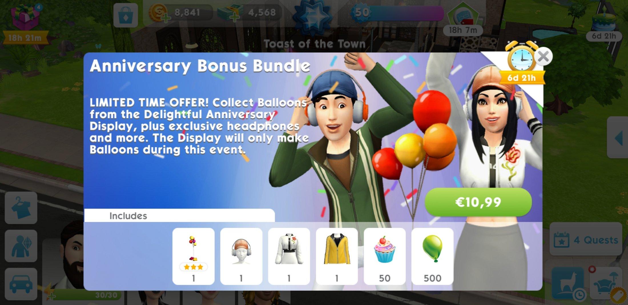 Anniversary Bonus Bundle