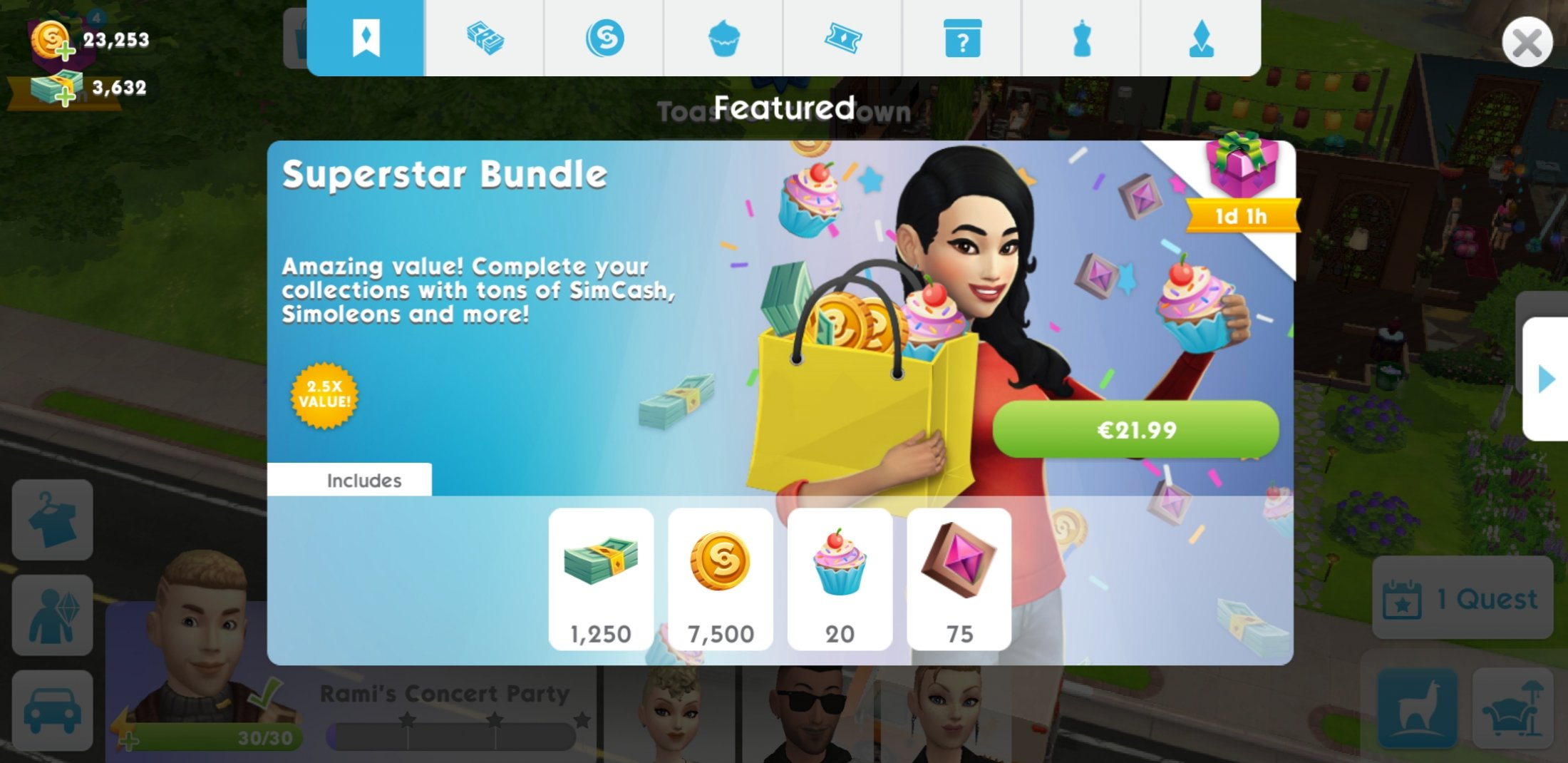 Superstar Bundle