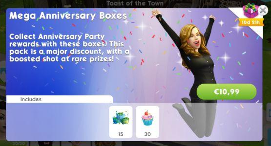 Mega Anniversary Boxes