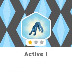 Active 1