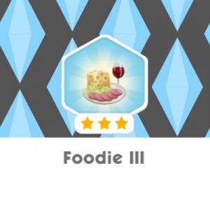 Foodie 3