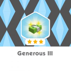 Generous 3