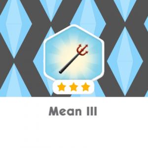 Mean 3