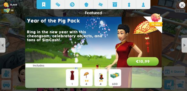 Year of the Pig Pack