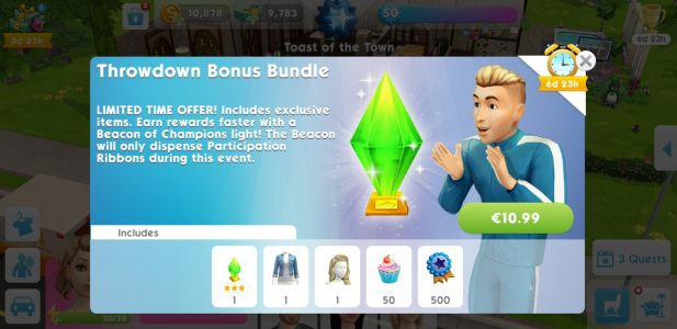 Throwdown Bonus Bundle