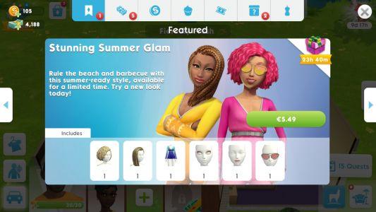 Stunning Summer Glam
