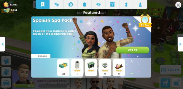 Spanish Spa Pack